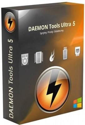 DAEMON Tools Ultra 5.20.0640 Multilingual