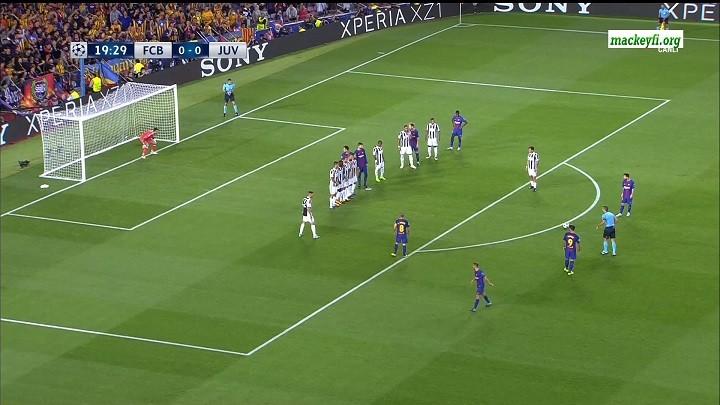 Barcelona - Juventus Şampiyonlar Ligi 12.09.2017
