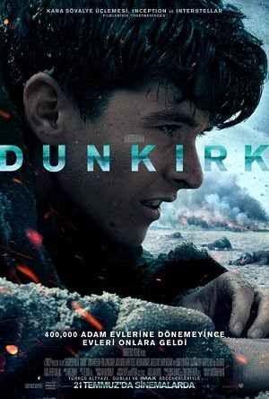 Dunkirk Film 1080p Türkçe Dublaj Dual indir