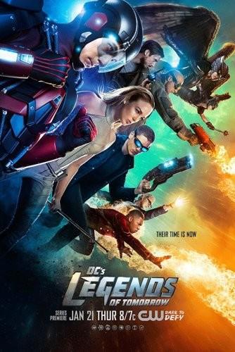 DCs Legends of Tomorrow  1.Sezon  HDTV x264 Tüm Bölümler Güncel – Tek Link