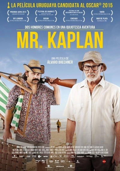 Mr. Kaplan 2014 DVDRip XviD Türkçe Dublaj – Tek Link