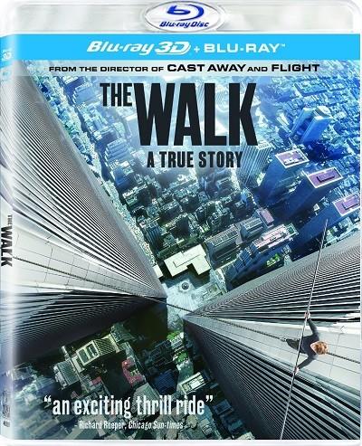 Tehlikeli Yürüyüş 3D – The Walk 3D 2015 ( BluRay HD -3D ) DuaL TR-ENG – indir