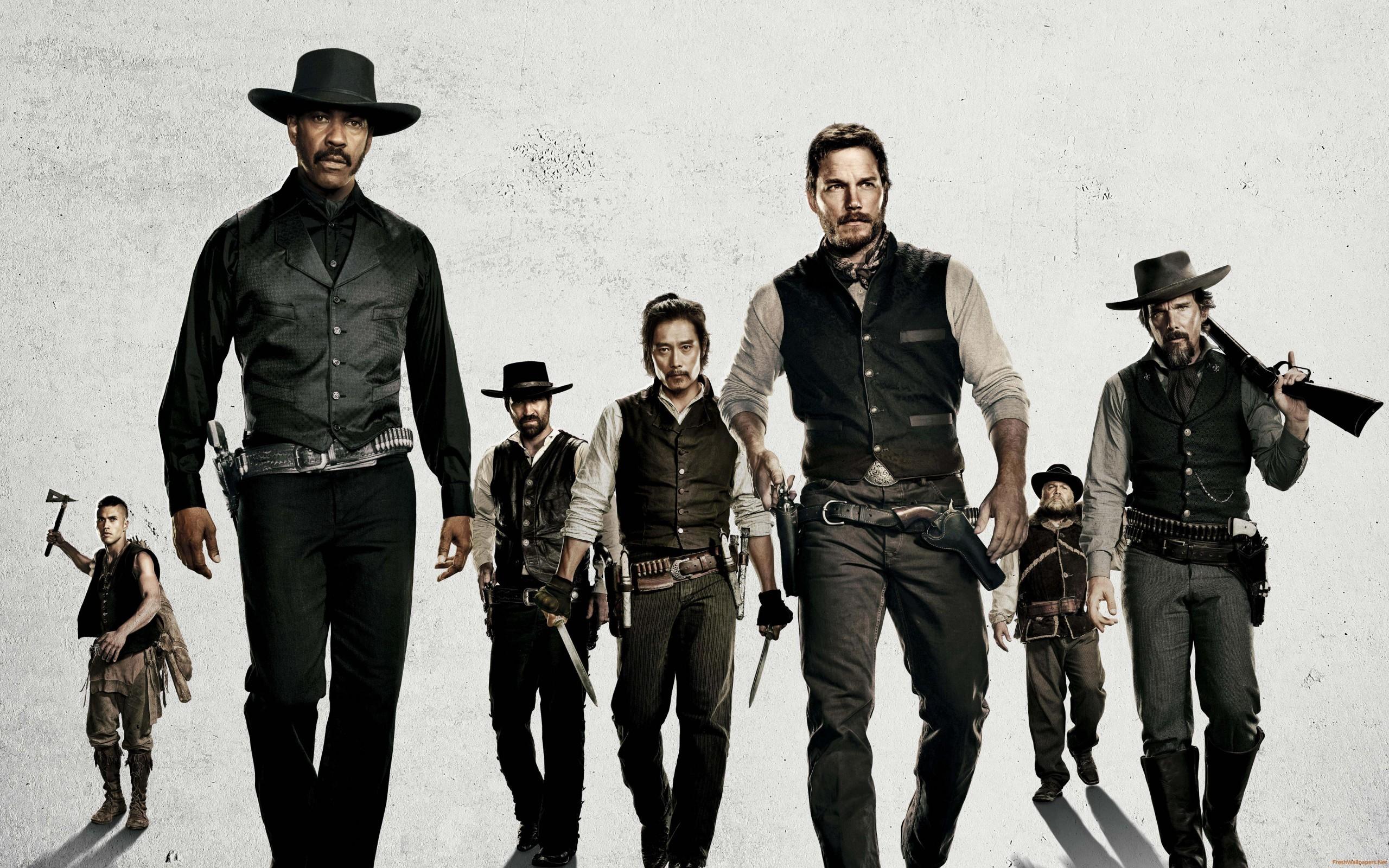Muhteşem Yedili Bir Western Filmi