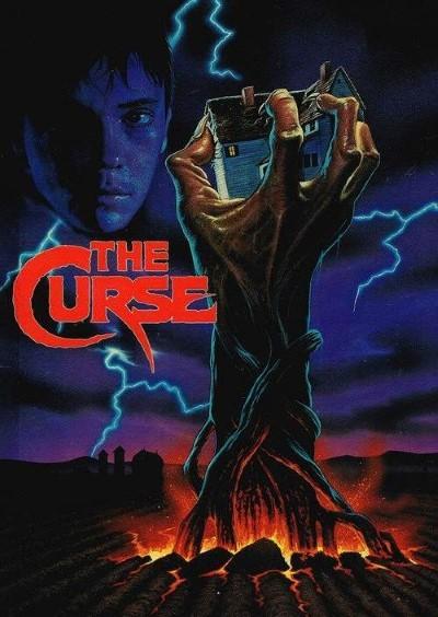 The Curse (1987) türkçe dublaj nostaljik film indir