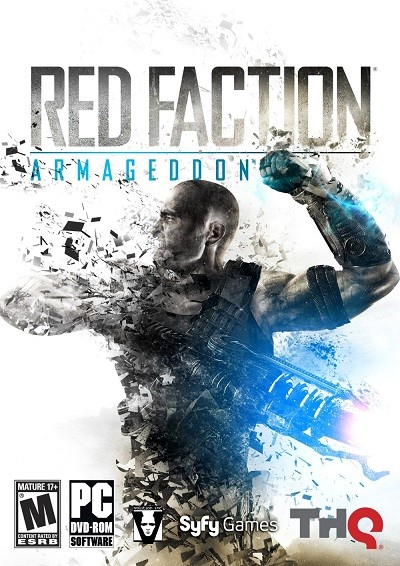 Red Faction Armageddon Complete – Full Game – Full PC Oyun indir