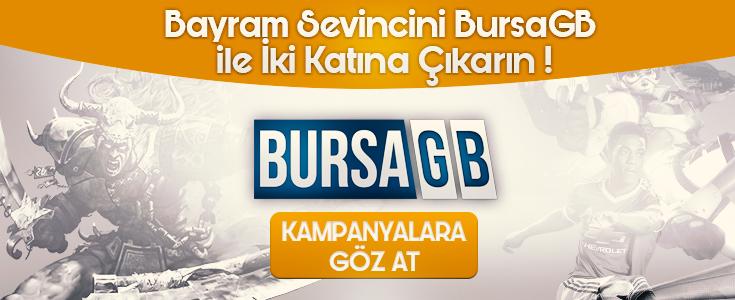 Bayram Şölenini BursaGB ile Yaşayın !