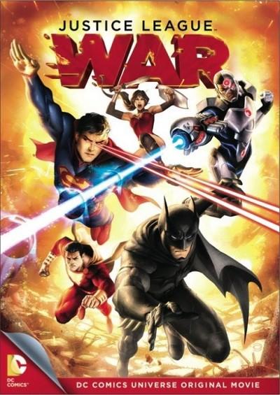 Adalet Birliği: Savaş   - Justice League: War 2014 BRRip XviD Türkçe Dublaj - Tek Link