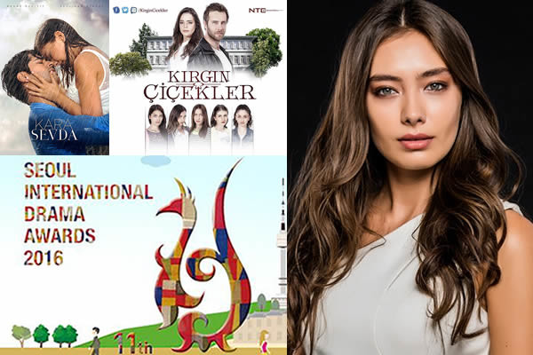 İki Türk Dizisi ve Neslihan Atagül '2016 Seul Uluslararası Drama Ödülleri'ne Aday Gösterildi
