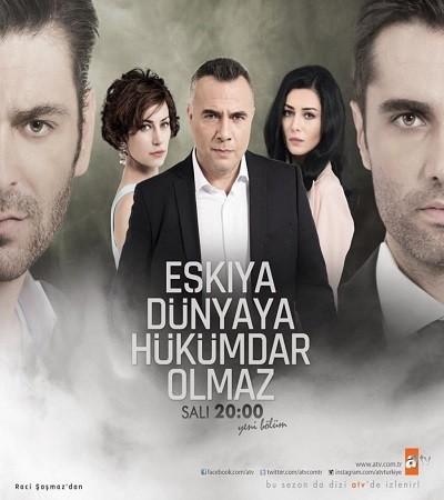 Eşkiya Dünyaya Hükümdar Olmaz Yeni Sezon (HD- x264 – 1080p) Tüm Bölümler indir