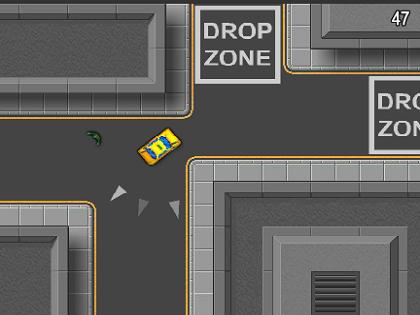 Zombi Taksi Oyunu