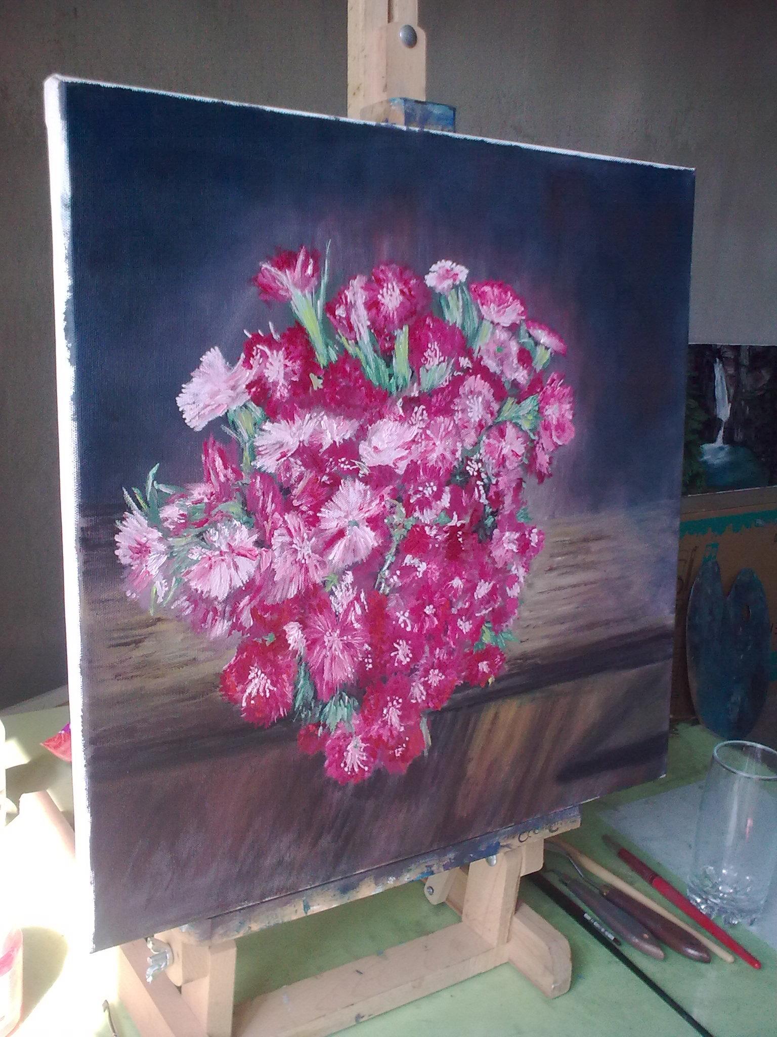 ya�l� boya tablolar�mdan bir iki �rnk.