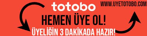 Totobo Üyelik - Totobo Kayıt, Totobo Kasa, Canlı Bahis