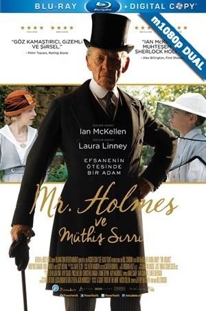 Mr. Holmes ve Müthiş Sırrı - Mr. Holmes | 2015 | m1080p Mkv | DuaL TR-EN - Teklink indir