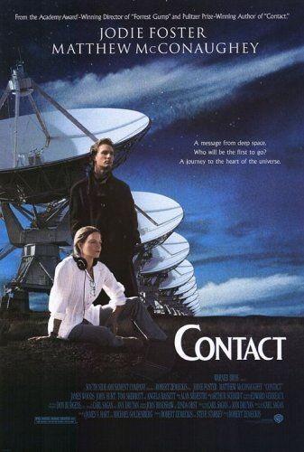 Mesaj - Contact (1997) - türkçe dublaj film indir