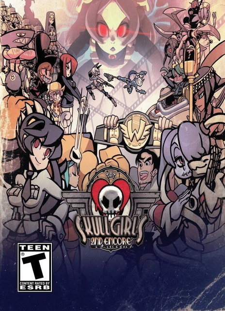 Skullgirls 2nd Encore-SKIDROW