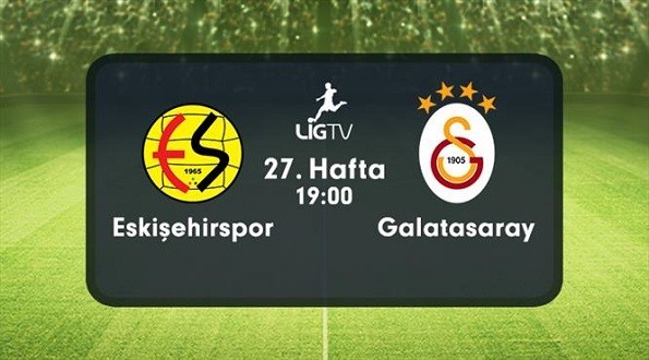 Eskişehirspor – Galatasaray (02.04.2016) | HDTV 720p | Full Maç – VKRG