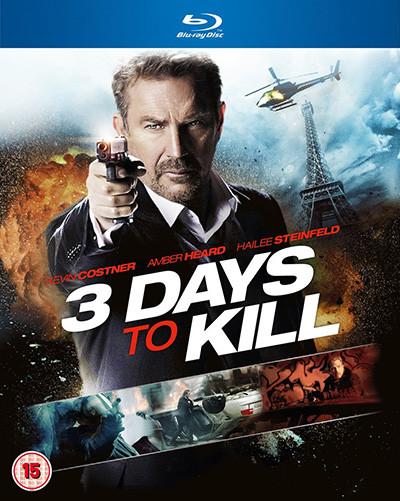 Son Üç Gün - 3 Days to Kill 2014 m720p Bluray Türkçe Dublaj Tek Link İndir