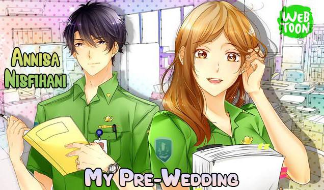My Pre-Wedding
