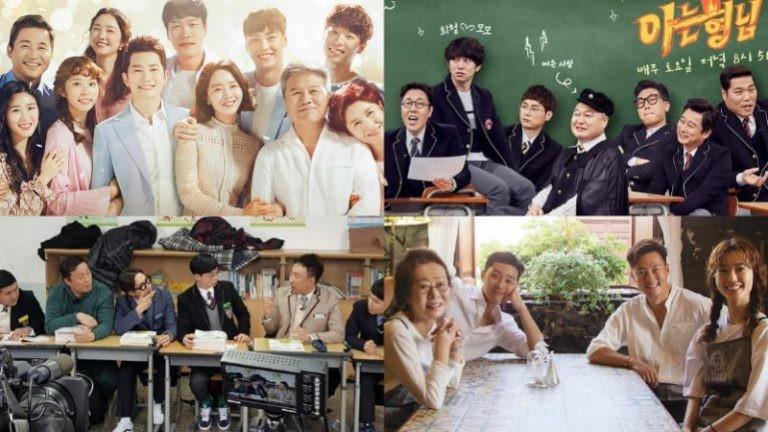 Koreliler Ocak Ayının Favori Programlarını Seçti /// 25 Ocak 2018