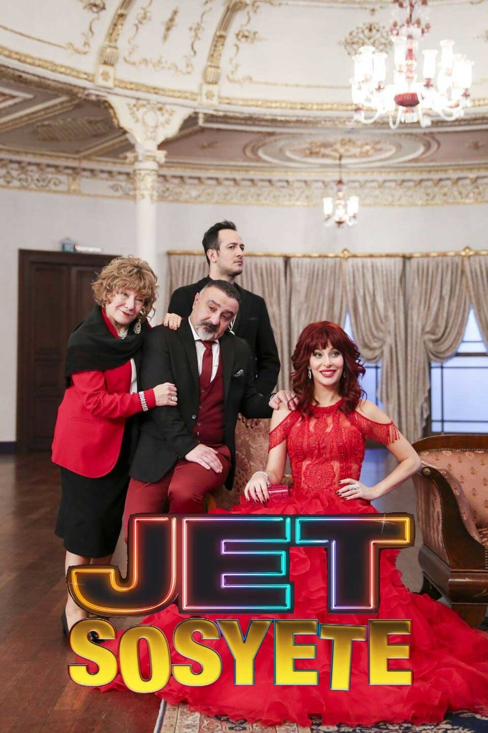 Jet Sosyete 2. Bölüm indir (25 Şubat 2018) Yerli Dizi 720p Tek Link