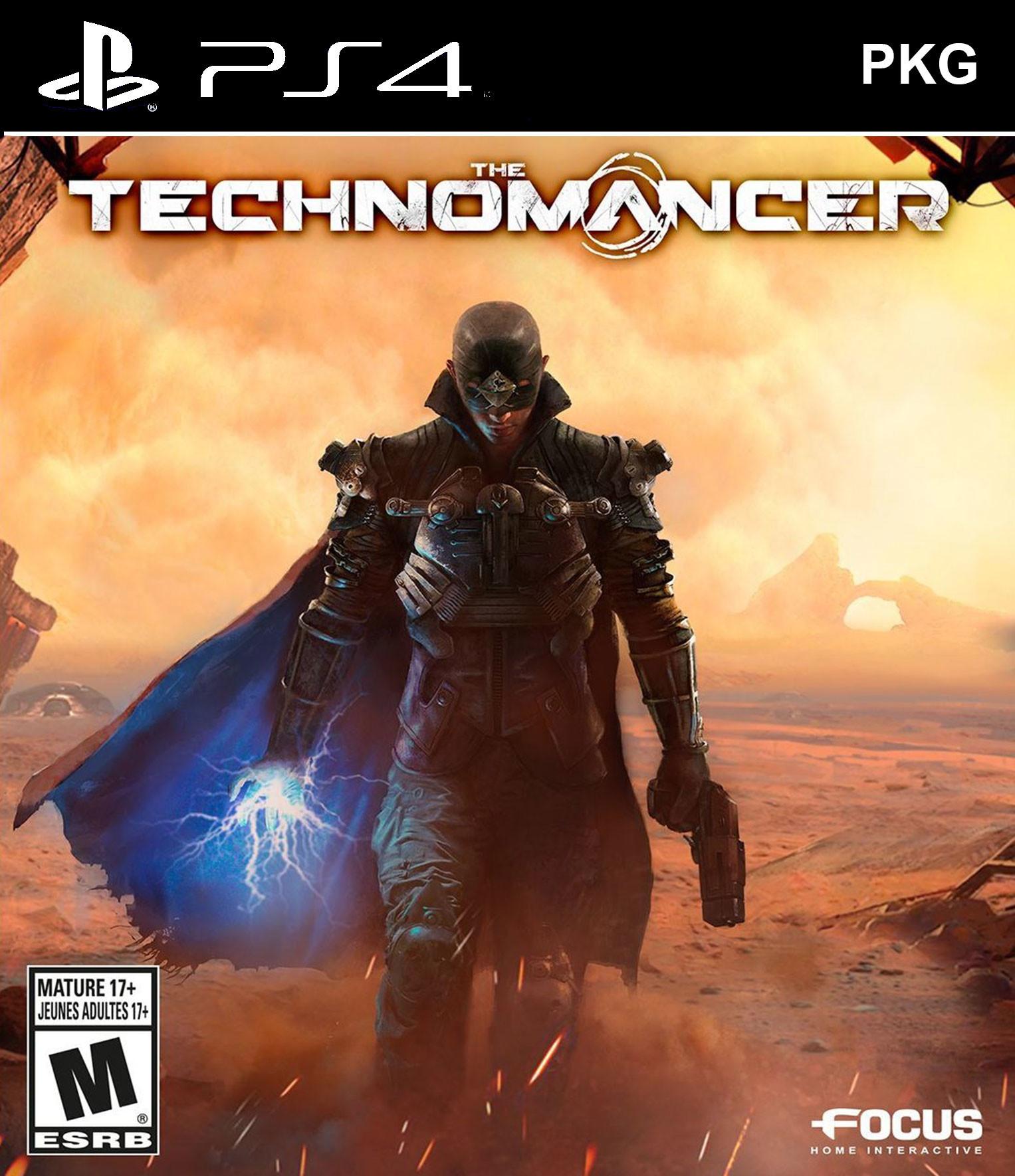 The Technomancer PKG Oyun İndir ! [4.05
