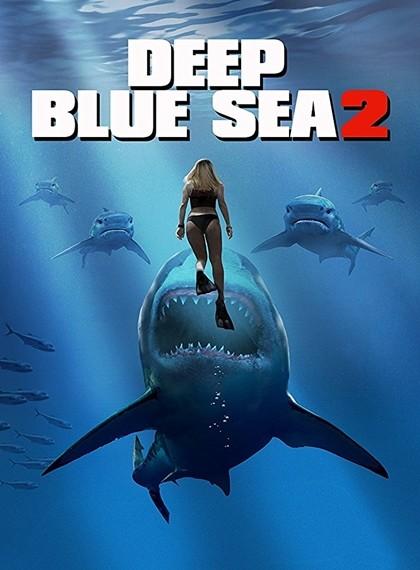 Mavi Korku 2 - Deep Blue Sea 2 ( 2018 TR Dublaj ) 1080p -720p DuaL (TR-EN)