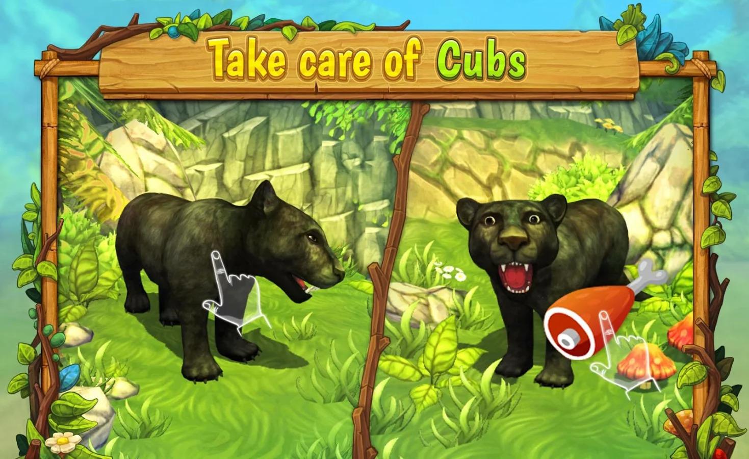 Puma Family Sim Online Apk Oyun