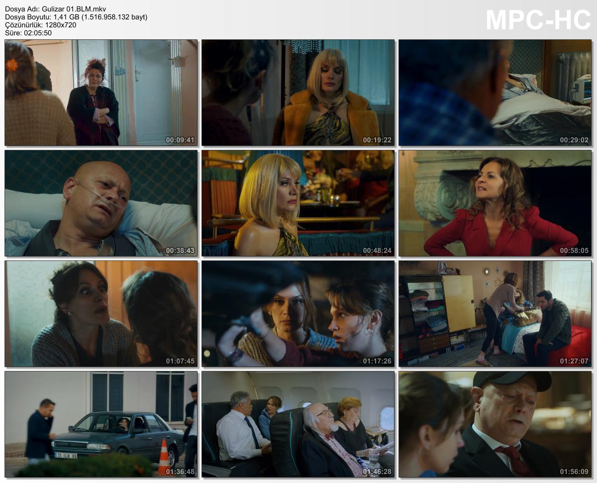 Gülizar 2.Bölüm (HD - x264 - 720p) Tüm Bölümler