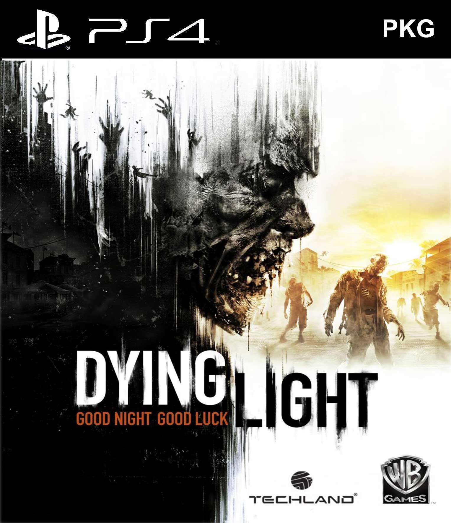 Dying Light PKG Oyun İndir ! [4.05