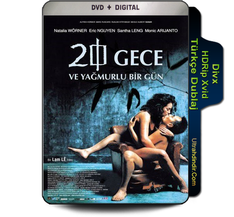 20 gece ve yağmurlu bir gün film posteri