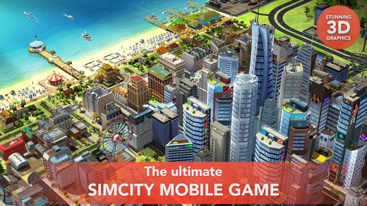 SimCity BuildIt v1.16.7 Türkçe + Multilingual
