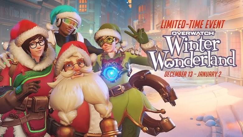 Overwatch Kış Etkinlikleri Başladı !