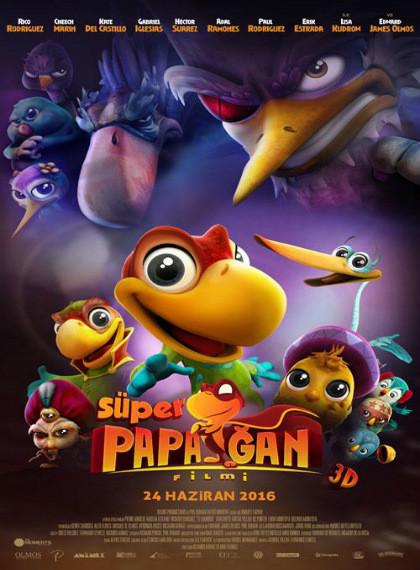 Süper Papağan Filmi 2016 BRRip XviD Türkçe Dublaj – Film indir