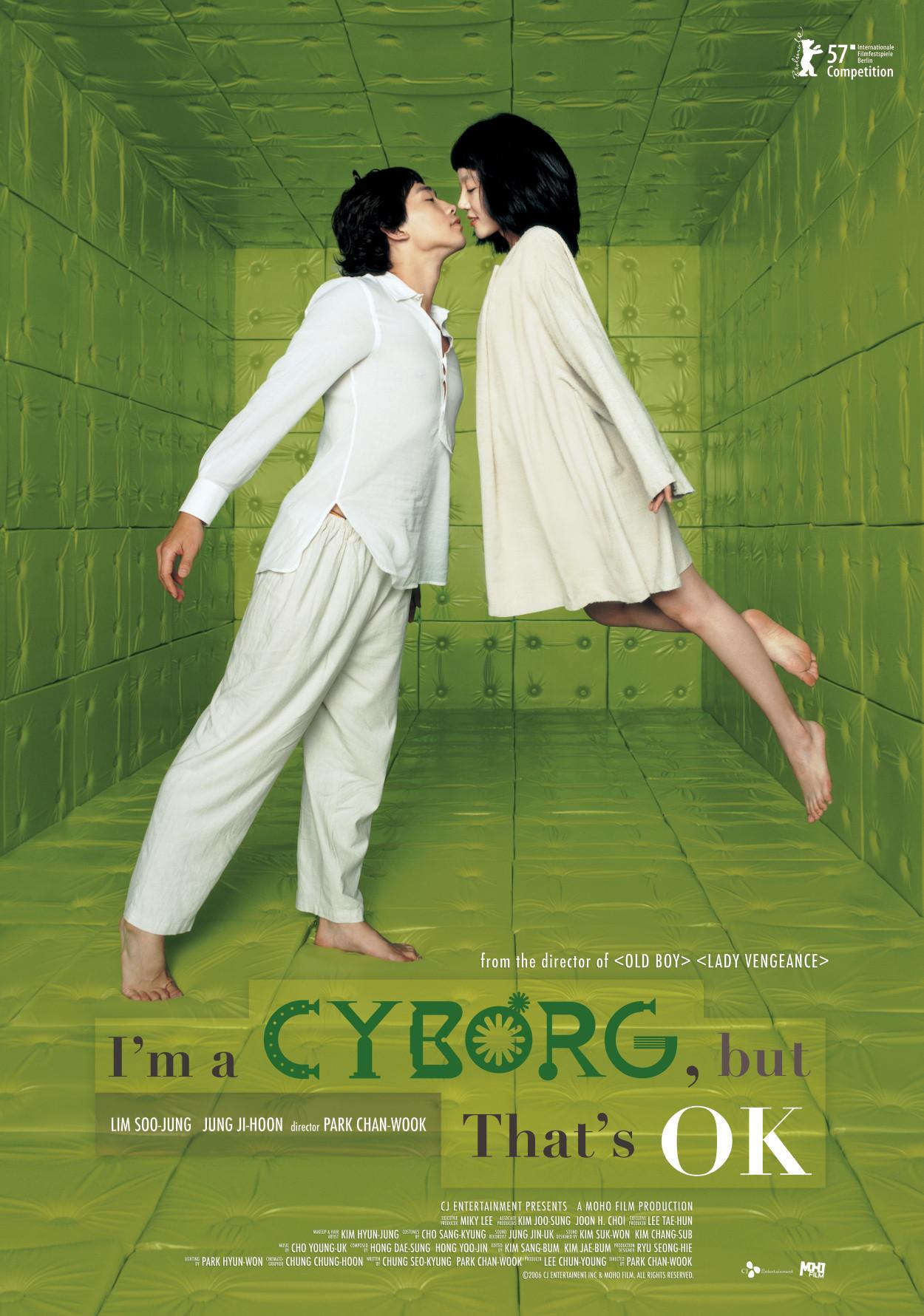 I�m a Cyborg, But That�s OK / Saibogujiman Kwenchana / 2006 / G�ney Kore / Online Film �zle
