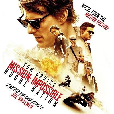 Mission: Impossible - Rogue Nation Soundtrack Yabancı Albüm İndir