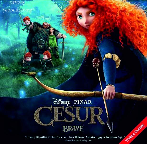 Cesur - Brave / 2012 / Türkçe Dublaj / Online Animasyon Film İzle