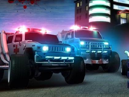Acımasız Ambulans Oyunu