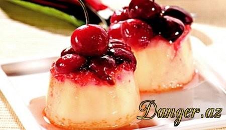 Meyvəli Tort Resepti