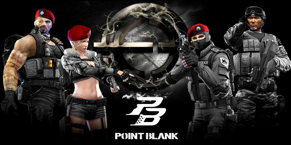 Point Blank: 5-6-7 Haziran Etkinligi!