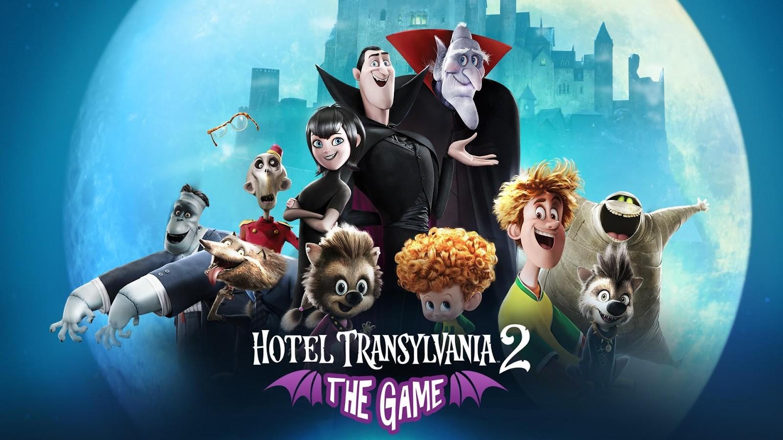 Hotel Transylvania 2 Apk Mod