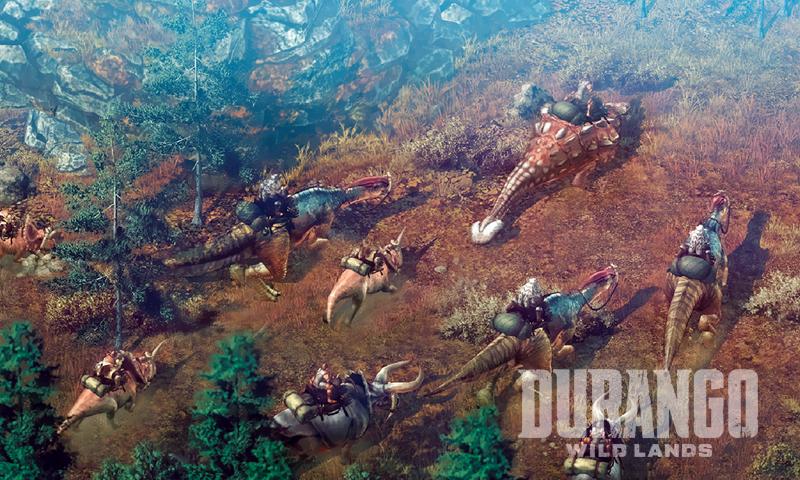 Durango: Wild Lands Android