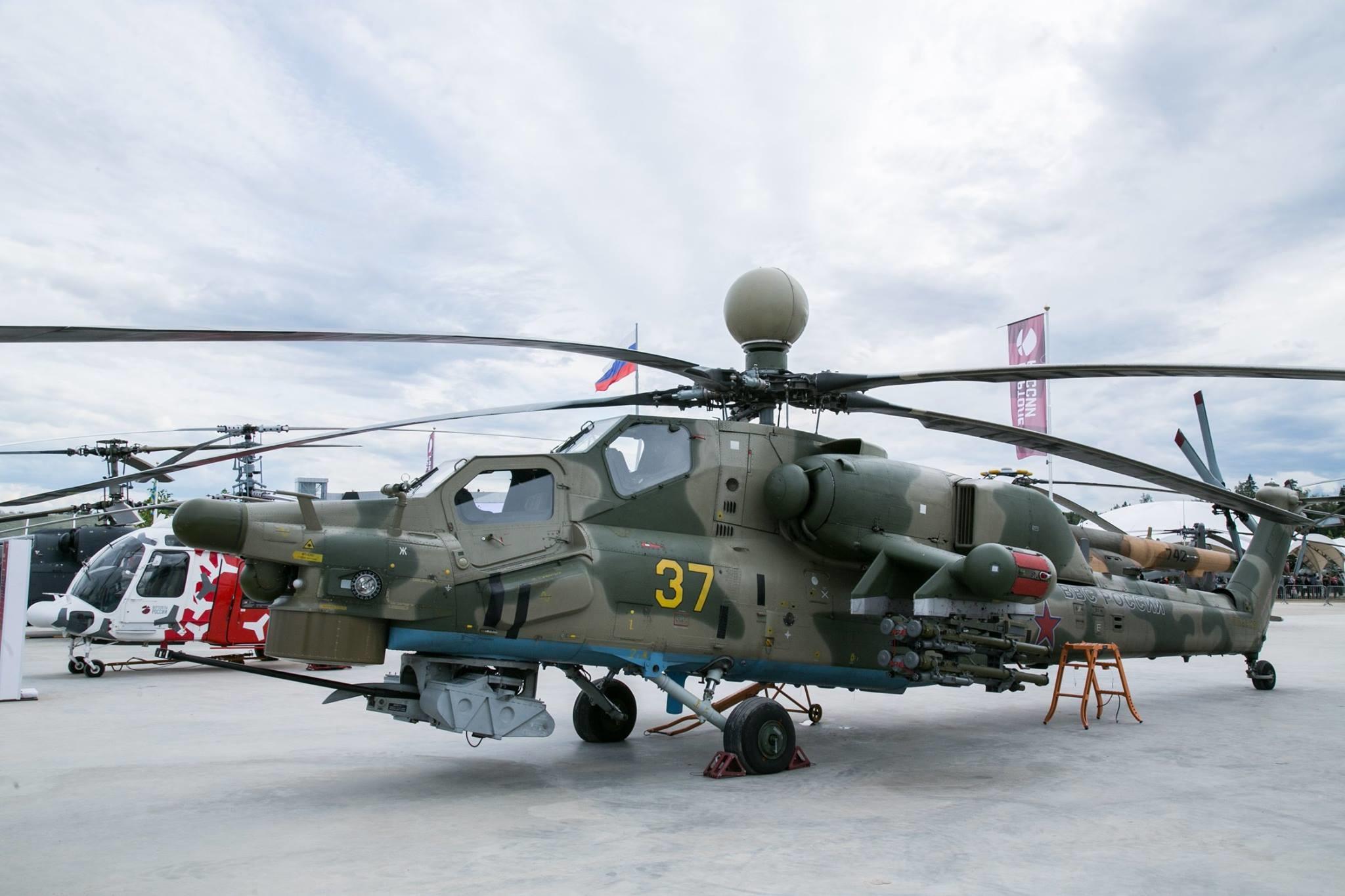 Mi-28N Havoc: News - Page 9 PrmrEQ