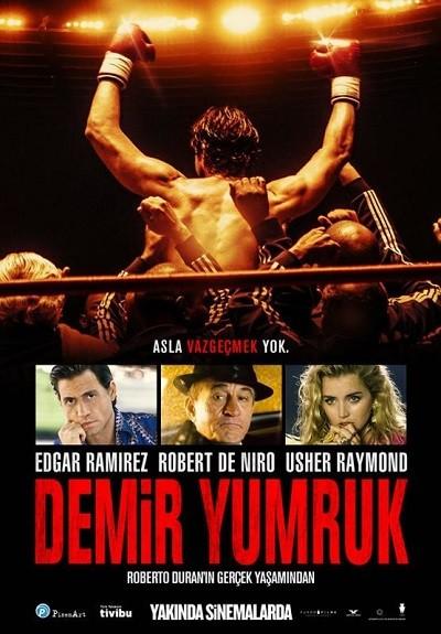 Demir Yumruk - Hands of Stone 2016 BRRip XViD Türkçe Dublaj - Film indir  Tek Link Film indir