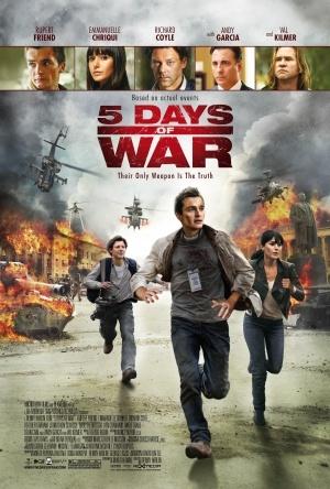 Savaşın 5 Günü Türkçe Dublaj izle – Tek Parça