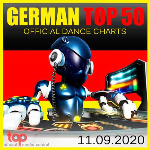Almanya'nın En İyi 50 Resmi Dans Listesi full albüm indir