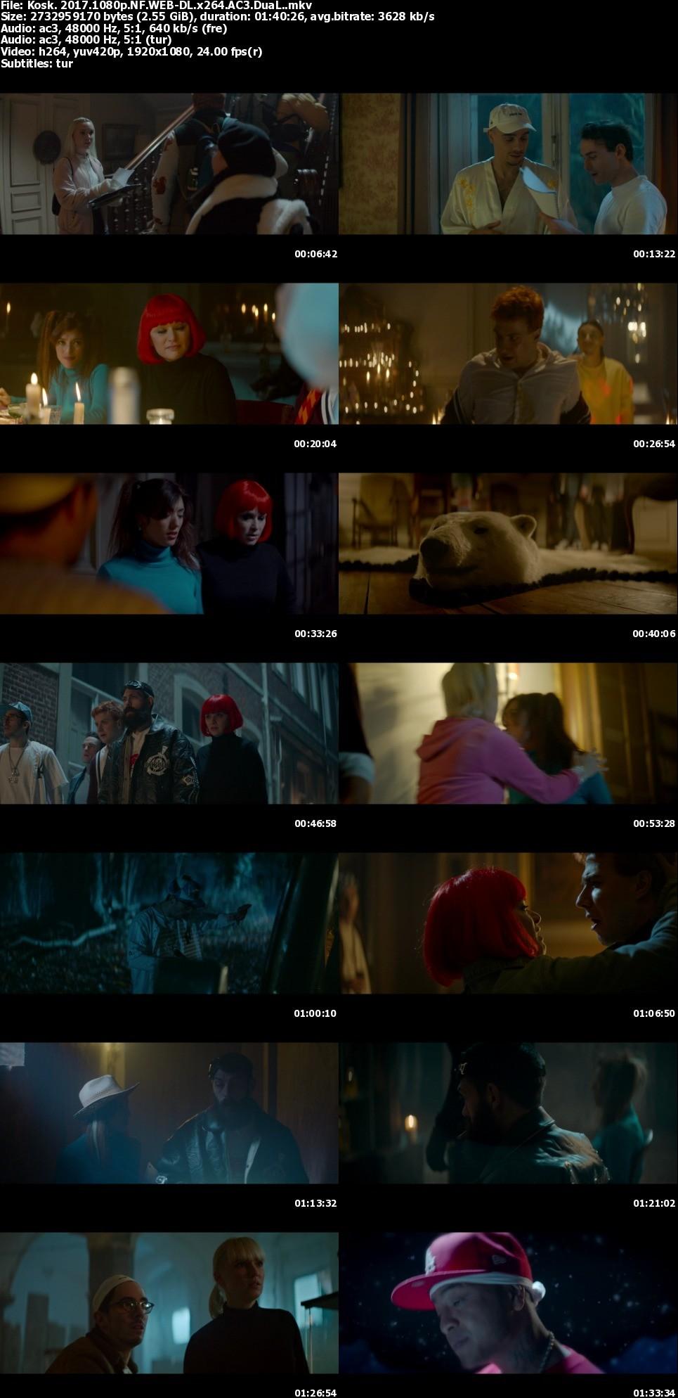 Köşk - Le manoir - 2017 - TRDublaj - 1080p DuaL (TR-FR)
