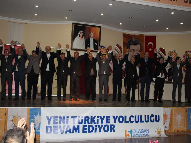 Mudurnu'da Mehmet Arıkan Güven Tazeledi