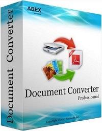 Abex Document Converter Pro 4.0.0 | Katılımsız