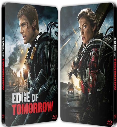 Yarının Sınırında - Edge of Tomorrow 2014  M720p Bluray x264 Türkçe Dublaj