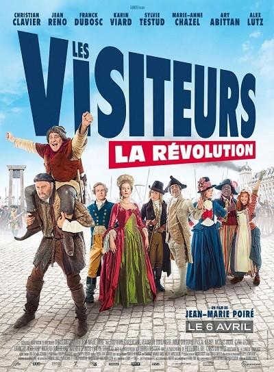 Çılgın Ziyaretçiler 3: İhtilal 2016 BRRip XviD Türkçe Dublaj – İndir